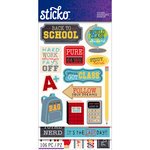 EK Success - Sticko - Sticker Flip Pack - School