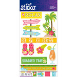 EK Success - Sticko - Sticker Flip Pack - Summer