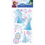 EK Success - Disney Collection - Frozen - Stickers - Elsa and Snowflake