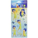 EK Success - Disney Collection - Inside Out - Sticker - Joy Flat