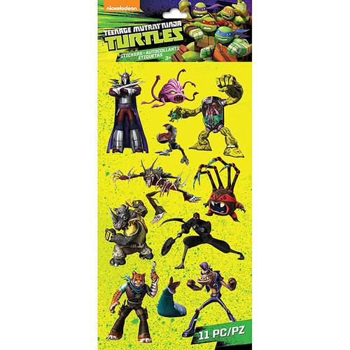 EK Success - Nickelodeon Collection - TMNT - Stickers - Villains