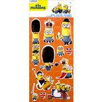 EK Success - Universal Collection - Minions - Stickers - British Invasion