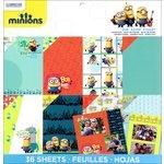 EK Success - Universal Collection - 12 x 12 Paper Pad - Minions