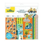 EK Success - Minions - 12 x 12 Page Kit