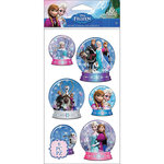 EK Success - Disney Collection - Frozen - Stickers - Snow Globe