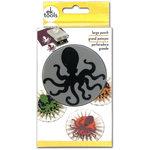 EK Success - Paper Shapers - Slim Profile - Large Punch - Octopus