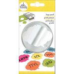 EK Success - Paper Shapers - Slim Profile - Large Punch - Word Bubble