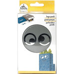EK Success - Paper Shapers - Slim Profile - Large Punch - Double Googly Eyes