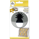 EK Success - Paper Shapers - Slim Profile - Large Punch - Round Pineapple