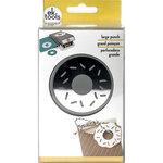 EK Success - Paper Shapers - Slim Profile - Large Punch - Double Donut