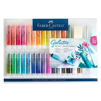Faber-Castell - Mix and Match Collection - Color Gelatos - 34 Piece Gift Set