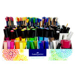 Faber-Castell - Mix and Match Collection - Studio Caddy Premium - 175 Piece Gift Set