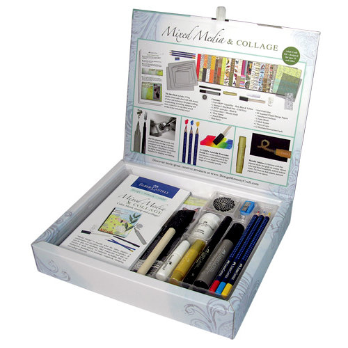 Faber-Castell - Mix and Match Collection - Mixed Media and Collage Kit