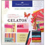 Faber-Castell - Mix and Match Collection - Kit - Card Making with Gelatos
