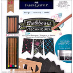 Faber-Castell - Mix and Match Collection - Kit - Chalkboard Techniques