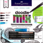 Faber-Castell - Mix and Match Collection - Kit - Doodle Mix
