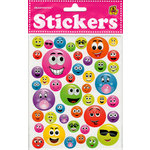 Draper International - Heartnotes Stickers - Smile Faces - Bubble