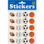 Draper International - Heartnotes Stickers - Sports Balls
