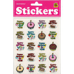 Draper International - Heartnotes Stickers - Happy Birthday