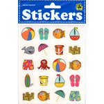 Draper International - Heartnotes Stickers - Beach Time