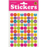 Draper International - Heartnotes Stickers - Smile Faces - Tiny Goofy