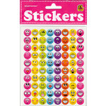 Draper International - Heartnotes Stickers - Faces Grins Tiny