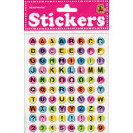 Draper International - Heartnotes Stickers - Bubble Alphabets Tiny