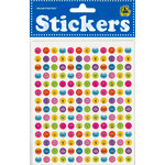 Draper International - Heartnotes Stickers - Smile Faces - Micro Goofy