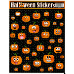 Draper International - Halloween - Heartnotes Stickers - Candy Corn and Pumpkins