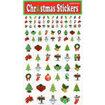 Draper International - Christmas - Heartnotes Stickers - Trees Lights Presents