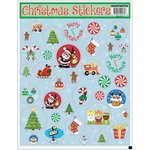 Draper International - Christmas - Heartnotes Stickers - Candy Trees Wisemen