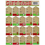 Draper International - Christmas - Heartnotes Stickers - Xmas Tags - Craft String