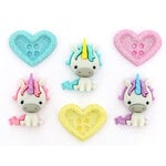 Jesse James - Buttons - Unicorn Love