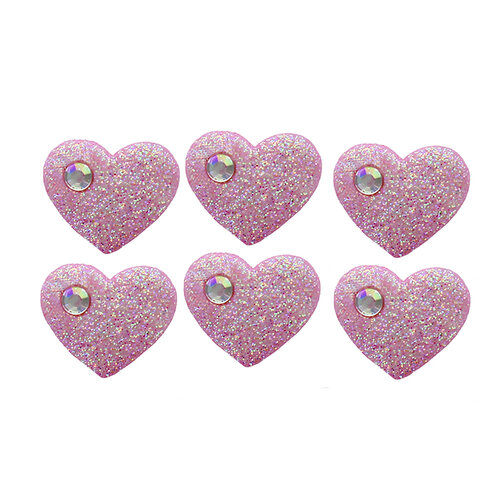 Jesse James - Buttons - Candy Hearts