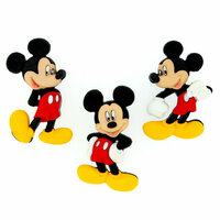 Jesse James - Disney - Buttons - Mickey Mouse