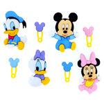 Jesse James - Disney - Buttons - Disney Babies