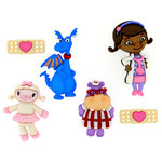 Jesse James - Disney - Buttons - Doc McStuffins