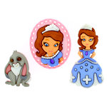 Jesse James - Disney - Buttons - Sofia The First