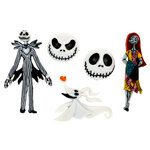 Jesse James - Halloween - Disney - Buttons - Nightmare Before Christmas
