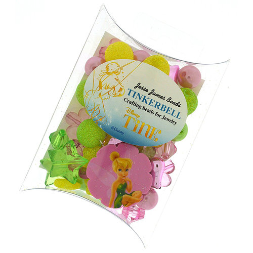 Jesse James - Jewelry - Bead Kit - Disney - Tinkerbell