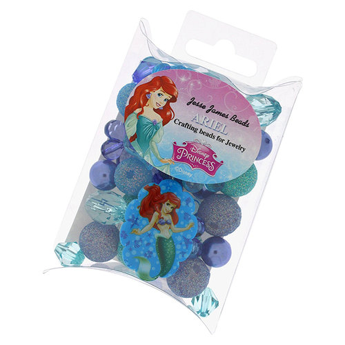 Jesse James - Jewelry - Bead Kit - Disney - Ariel