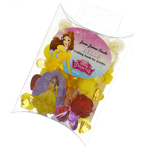 Jesse James - Jewelry - Bead Kit - Disney - Belle
