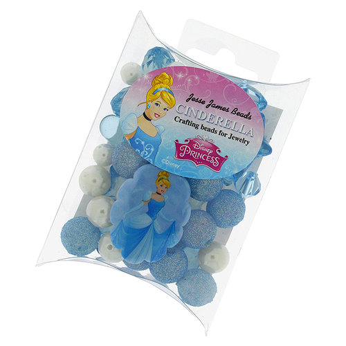 Jesse James - Jewelry - Bead Kit - Disney - Cinderella