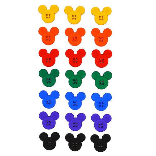 Jesse James - Disney - Buttons - Sew Thru Mickey