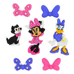 Jesse James - Disney - Buttons - Minnie Bowtique