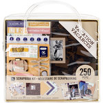 K and Company - 8 x 8 Scrapbook Kit - Vacation