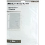 K and Company - 8.5 x 11 Page Protector Refills - 10 Pack
