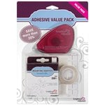 3L - Scrapbook Adhesives - Value Pack