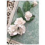 Marion Smith Designs - Color Lab Collection - Inkable Rose Vine