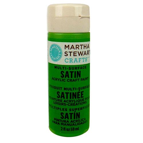 Martha Stewart Crafts - Paint - Satin Finish - Scottish Highland - 2 Ounces